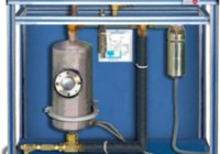 Saturation pressure unit (TSPC)