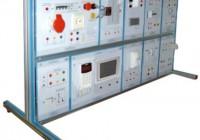 Εκπαιδευτική μονάδα οικιακών ηλεκτρικών εγκαταστάσεων (EIV2 & EIV6)