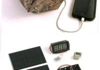 PSL15: Solar USB Smartphone Charger